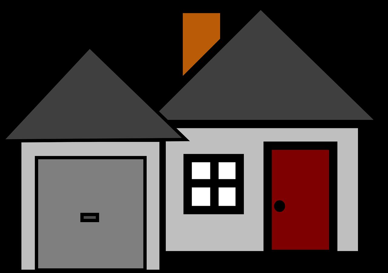 Domek s garáží