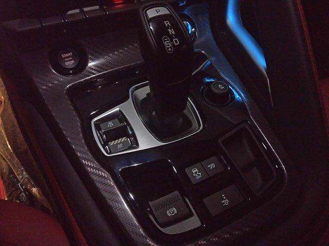 řazení v Jaguaru