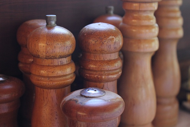 dřevěné mlýnky