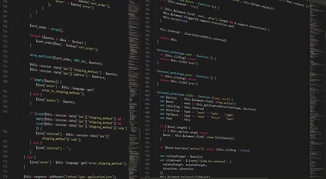 programování html
