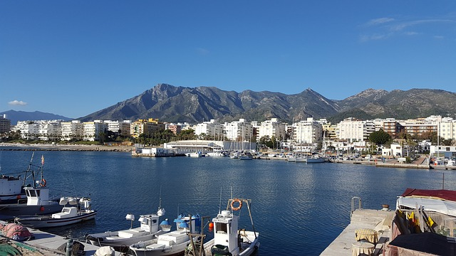 The beauty of sunny Spain